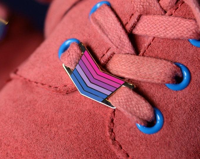 The Bisexual Shoelace Locks