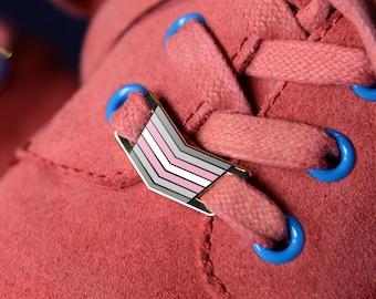 The Demigirl Shoelace Locks