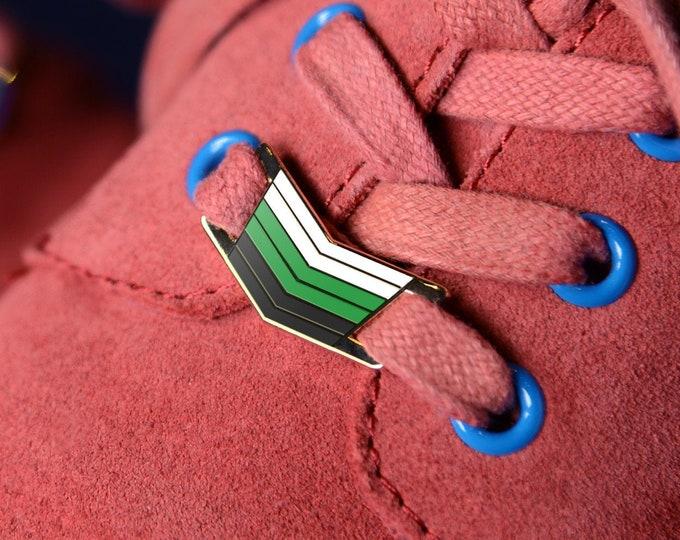 The Neutrois Shoelace Locks