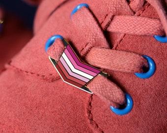 The Lesbian Shoelace Locks