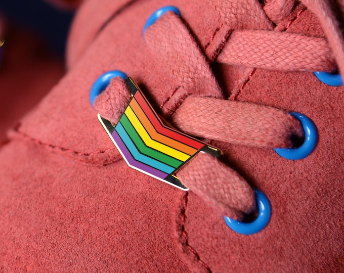 The Rainbow Shoelace Locks