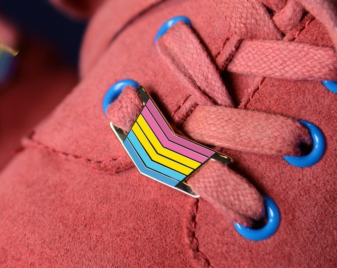 The Pansexual Shoelace Locks