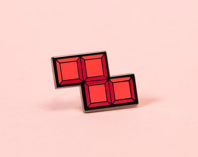 The Tetris 'Z' Pin
