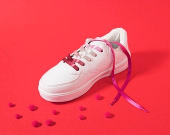 Lesbian Pride Shoelaces
