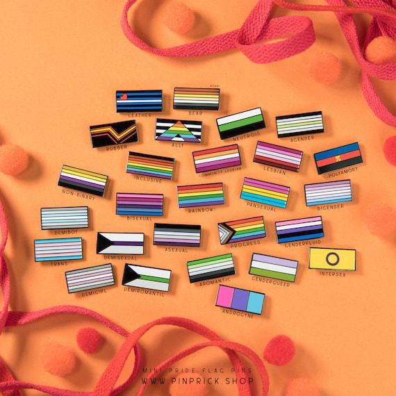 Demisexual Lace Locks \u2014 Asexual Shoe Charm Asexual Bracelet Accessory Enamel Pin Badge Graysexual Aromantic Sapiosexual Demiromantic Aroace