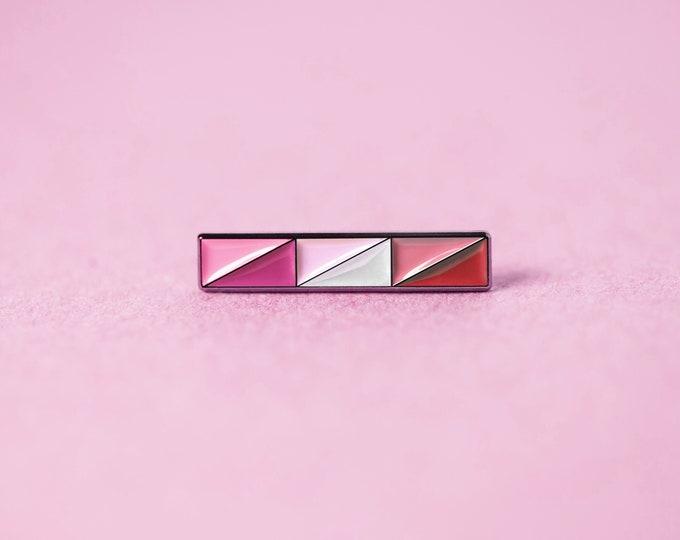 The Lesbian Bar Enamel Pin