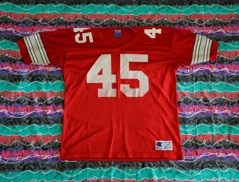 90s Champion The Ohio State University Buckeyes 45 Archie  2c1191587