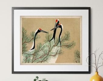 Antique Painting Prints