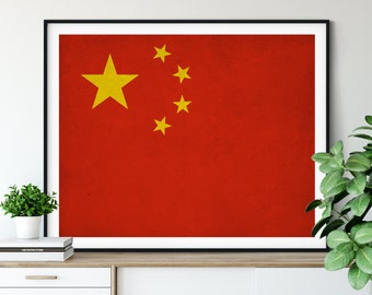 National Flag Prints