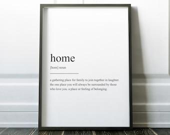 Definición página Imprimir pared lámina, cotización impresión, imprimir definición, minimalista, minimalista impresión, Imprimir página, imprimir familia, definición