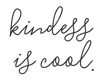 Image result for kindness is cool