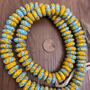 12x23mm Krobo Beads