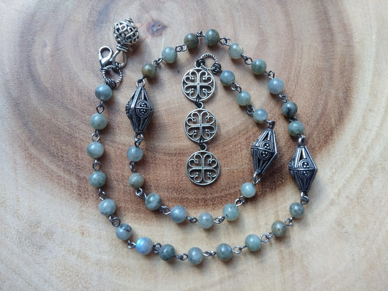 Witches Prayer Beads