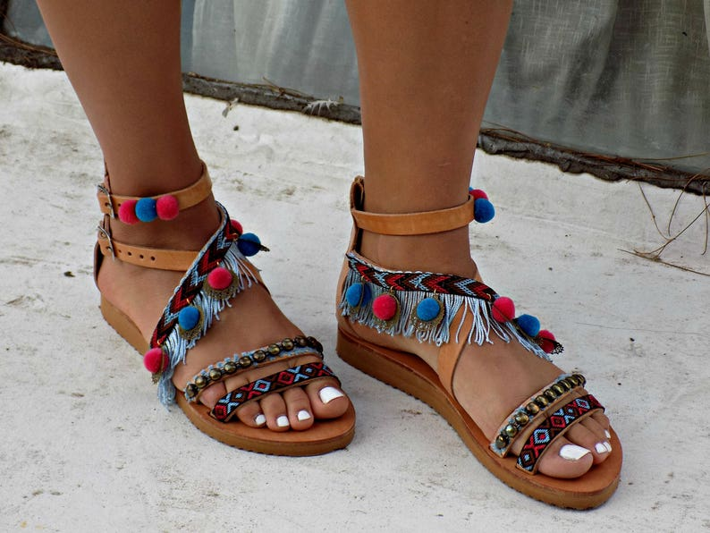 763ec73420d Gladiator Sandals Tie Up Gladiator Sandals Handmade Sandals