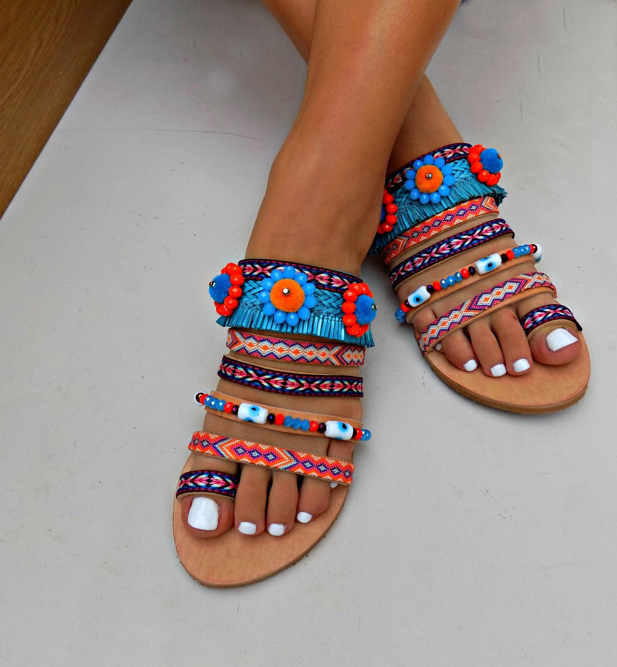 a12097b9042 Handmade Sandals