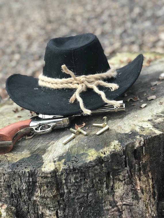 Rdr2 Arthur Morgan Hat Red Dead Redemption Real Twine Suede Like Adult Size Valentine S Gift For Rdr Fans Rdr