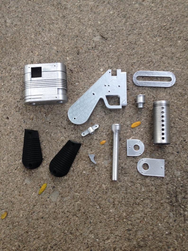 Rey's Gun Pistol NN-14 1:1 replica blaster Star Wars The image 0