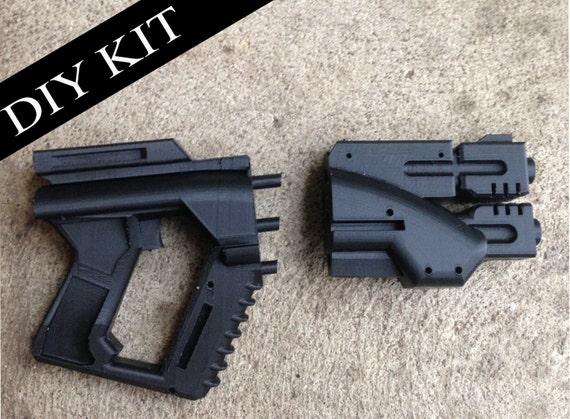 Custom rifle blaster kit do it yourself diy mandalorian star solutioingenieria Gallery