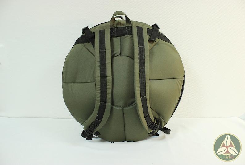 Rav Vast Drum Bag BackPack made to order Wontanara Bags for Hang Drum,Cover for drum