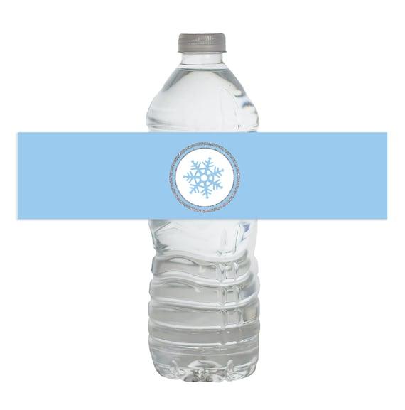 be1142943d0b Blue Winter Snowflake Printable Napkin Rings   Holders