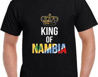 King Of Nambia T-shirt
