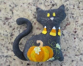 Halloween Cat - Midnight