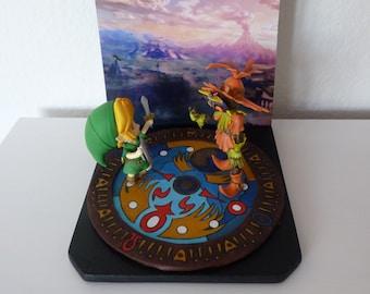 Majoras Maske Lampe von Zelda
