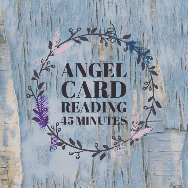 Angel Card Reading. 45 minutes. image 0
