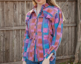 90s Rocky Mountain Western Shirt