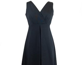 60s Miss Bergdorf Goodman LBD Black Dress