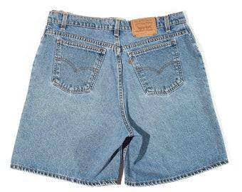80s Orange Tab Levi's 922 Women's Jean Shorts