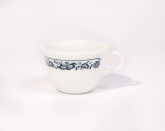 70s Pyrex Milk Glass Mug