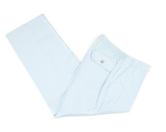 80s Puritan Mens Light Blue Casual Pants 34x30
