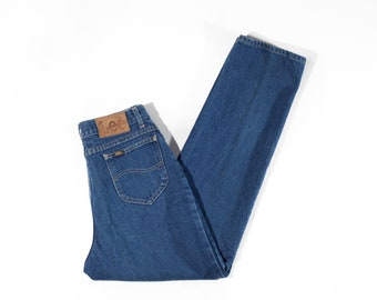 90s Lee Riders Dark High Waist Jeans