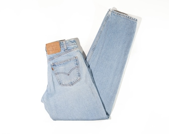 Orange Tab Levi's 550 Jeans 32x36