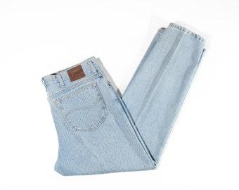 90s Lee Light Wash Regular Fit Men's Jeans