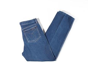 80s Calvin Klein Starched Men's Jeans