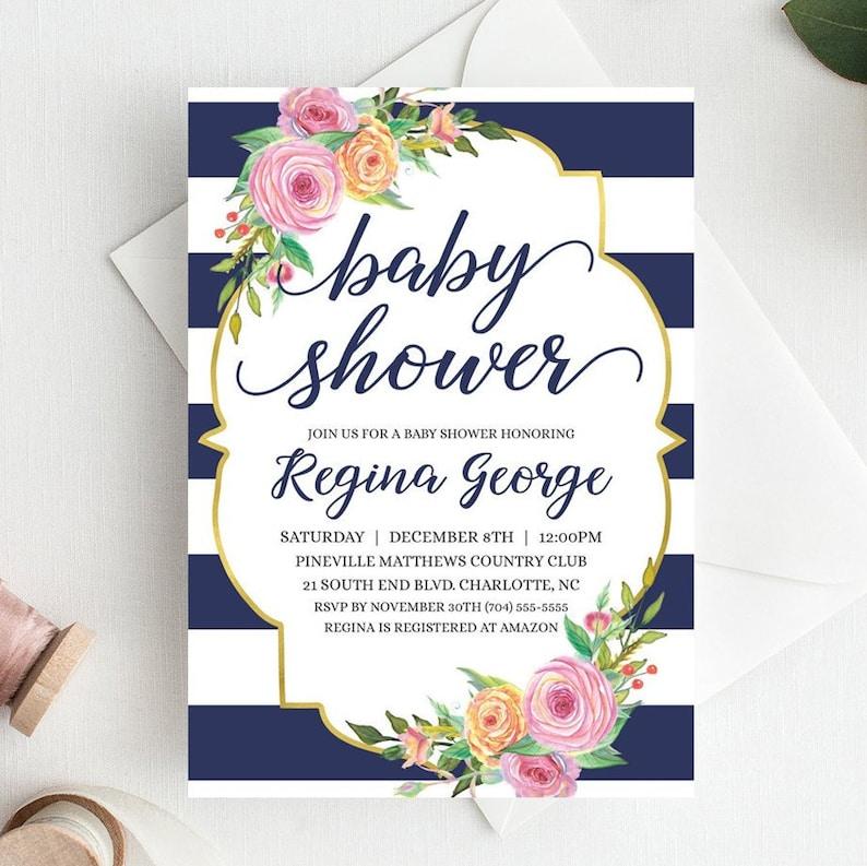 Gender Neutral Baby Shower Invitations Gender Neutral