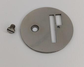 Simanco 8240 Singer Needleplate with screw Sewing Machine Parts Vintage Original