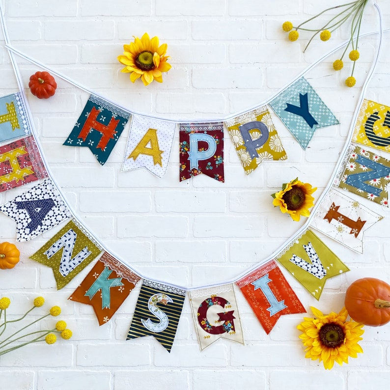 HAPPY THANKSGIVING Banner image 0