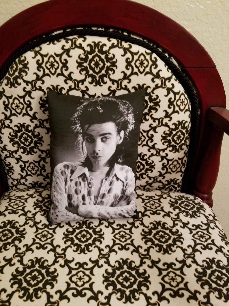 Nick Cave pillow image 0