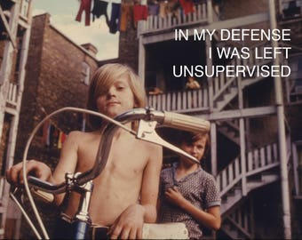 Funny Poster: Unsupervised