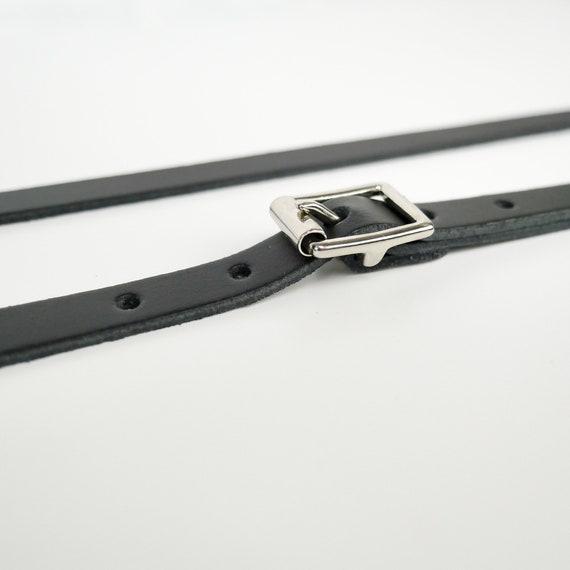 HEALLILY Correa de Cuero Cintur/ón 3M Tiras de Cuero para Manualidades Correa de Bolso Taller de Cuero Accesorios para Hacer Bolsos Hechos a Mano