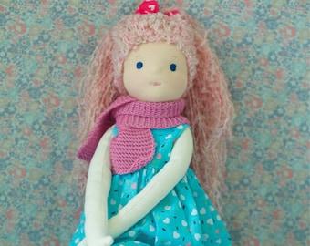 Handmade doll Astrid Joy