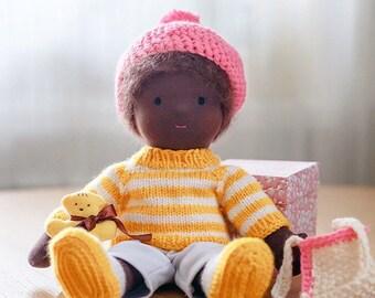 Waldorf doll Thea Snuggles