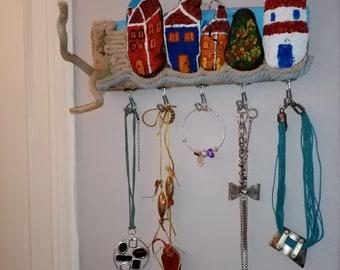 Key holder, wall key holder, key rack/hanger, city key rack, city key holder, wall key rack/hanger