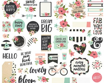 Carpe Diem - Bloom Bits & Pieces