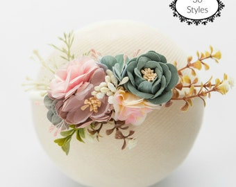 Baby floral headband 7195827aff7