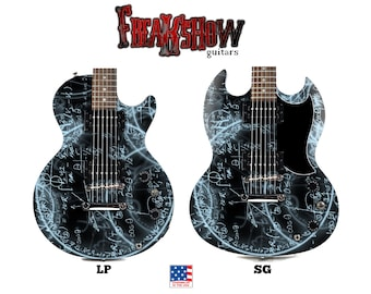 ALCHEMY Electric Guitar - Free US Shipping - Freakshow Guitars