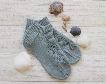 Spoondrift Socks Pattern
